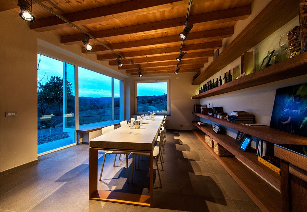 Visita in Azienda - Sala Degustazione SanCarlo Montalcino
