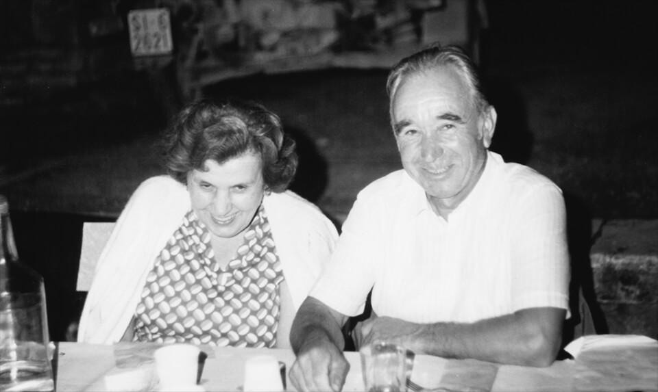 Fulvio e Renata Marcucci - SanCarlo Montalcino