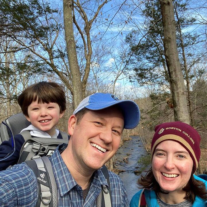 """Rob, Molly, Henry dagli Stati Uniti, Febbraio 2020:""""É bello avere amici in tutto il mondo"""""""