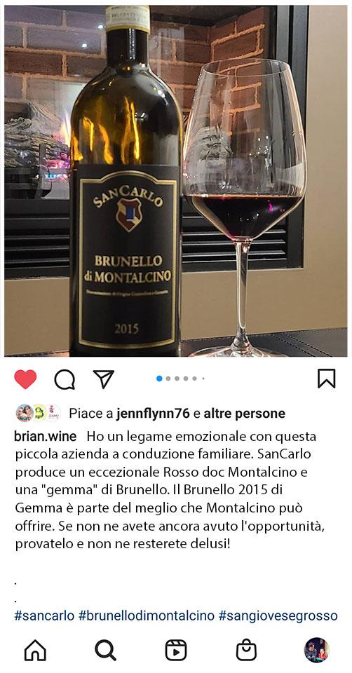 Brian, dal Canada, Aprile 2021